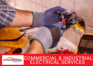 Commercial & Industrial Electrical Services for airlie beach, cannonvale, proserpine, and whitsundays