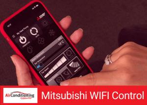 Mitsubishi WIFI Control - Air Conditioning Cannonvale