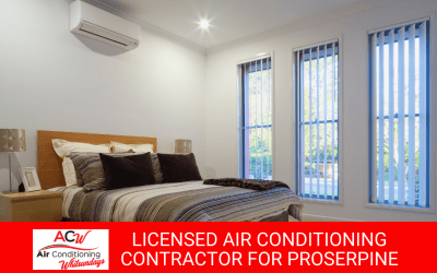Licensed Air Conditioning Contractor for Proserpine