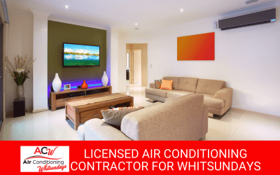 Licensed and Certified Air Conditioning Contractor for Whitsundays