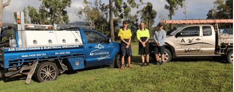 About Air Conditioning WhitSundays