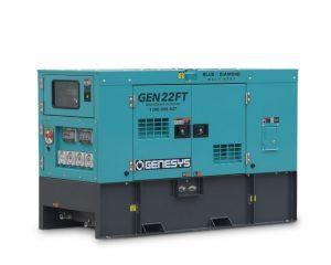 22KVA Perkins Diesel Generator – 415V