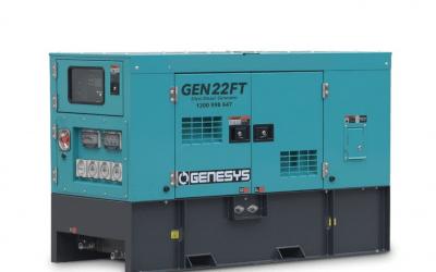 22KVA Perkins Diesel Generator - 415V Specifications