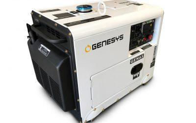 6KVA Diesel Generator - 240V Specifications